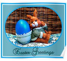 Easter Greetings Poster