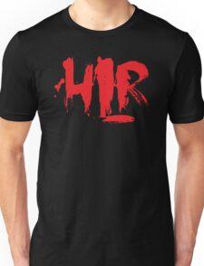 HLR - Red Unisex T-Shirt