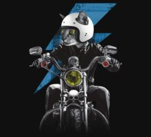 Ride The Lightning Kids Tee