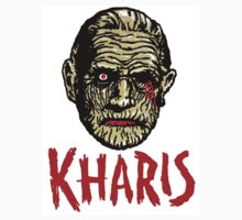 KHARIS - The Mummy!!! by ManiYackMonster