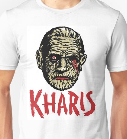 KHARIS - The Mummy!!! Unisex T-Shirt
