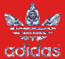 Diamond Adidas by Kyle Goodman