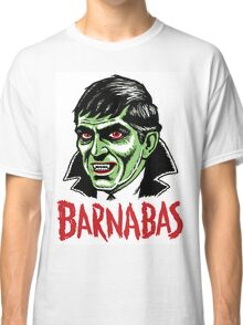BARNABAS - Dark Shadows Classic T-Shirt