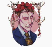 NBC Hannibal - Flower crown - Hannibal by Don-Slake