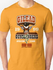 Gilead Gunslingers Unisex T-Shirt