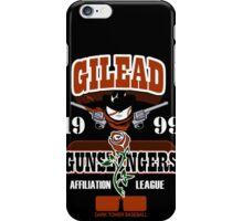 Gilead Gunslingers iPhone Case/Skin