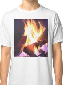 Let it Burn Classic T-Shirt