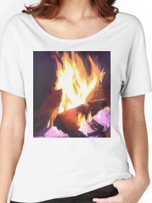 Let it Burn Women's Relaxed Fit T-Shirt