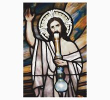 Bong Jesus by pristinepeople