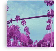 Universal Boulevard Canvas Print