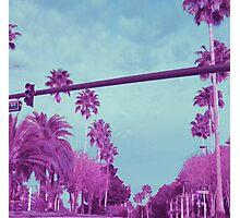 Universal Boulevard Photographic Print