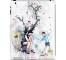 Zip-a-dee-doo-Death iPad Case/Skin