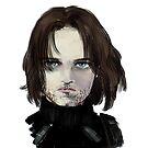 Bucky Barnes_Winter Soldier by rellicgin