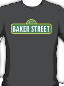 Can you tell me how to get to Baker Street? T-Shirt
