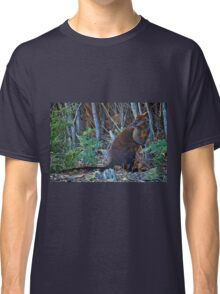 Swamp Wallaby Classic T-Shirt