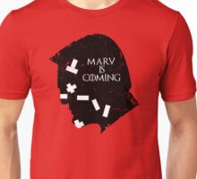 MARV IS COMING T-Shirt