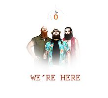 The Wyatt Family - We're Here by JGManRulz