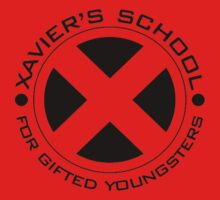 Xavier's School by greenlong87