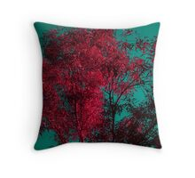 Living Colour Throw Pillow
