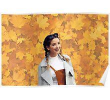 Zoella Fall Poster