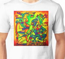 Mayan Ancestors Unisex T-Shirt