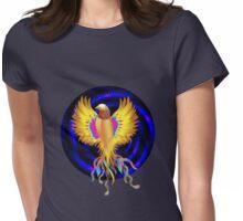 The Golden Bird Womens Fitted T-Shirt