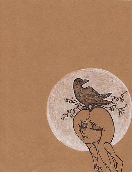 Moon by theallegra