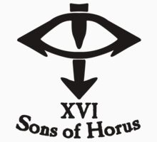 Sons of Horus 4 by Dumoque