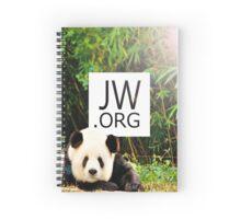 JW.ORG (Panda Bear) Spiral Notebook