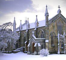 Fortrose Scottish Episcopal by Sandy Sutherland