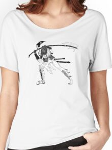 Walk this way (Shogum of the Dead) Women's Relaxed Fit T-Shirt