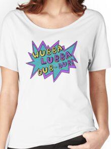 Wubba Lubba Dub-Dub! Women's Relaxed Fit T-Shirt