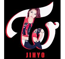 Jihyo Photographic Print