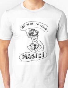 Criminal Minds--Reid Unisex T-Shirt