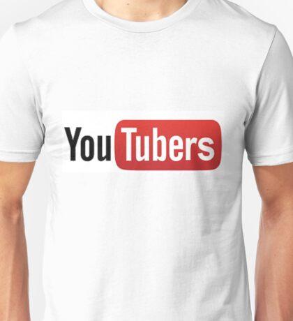YOU TUBERS Unisex T-Shirt