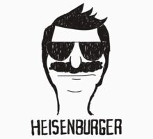 Breaking Bob - Heisenburger - shirt by lavalamp