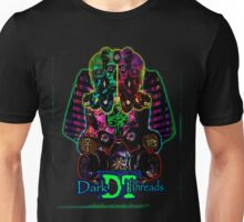 Egyptian Psychedelic Rave Face Unisex T-Shirt