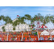 """Circus Outback Style"" Australia;  FOR SALE Photographic Print"