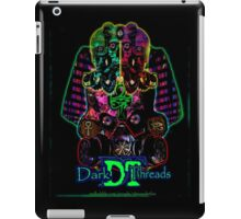 Egyptian Psychedelic Rave Face iPad Case/Skin
