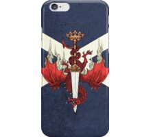 Lordly Emblem iPhone Case/Skin