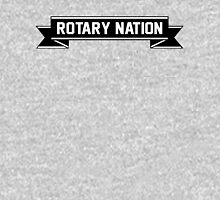 Rotary Nation Ribbon T-Shirt Unisex T-Shirt