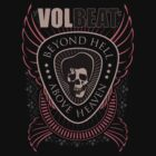 Volbeat Heaven Nor Hell Design by BobbyCorps