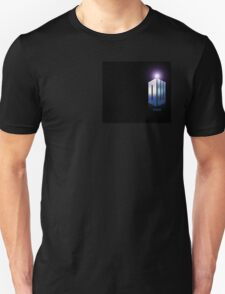 Doctor Who Logo Heart  T-Shirt