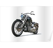 2003 H.D. Softail Custom 6 Poster