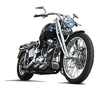 2003 H.D. Softail Custom 11 by DaveKoontz
