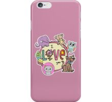 Little things we love iPhone Case/Skin
