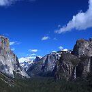Yosemite Valley by Mark Bolton