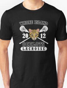 Go Ocelots! (White Fill) Unisex T-Shirt