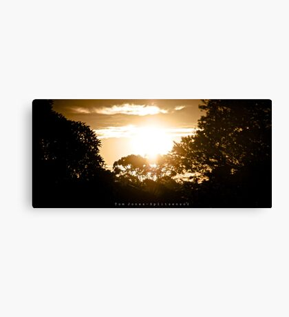 Friday, eleventh of april  Canvas Print