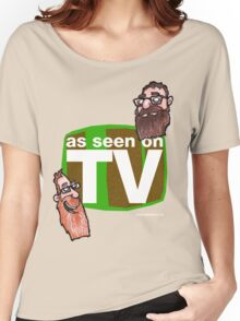 As seen on TV top Women's Relaxed Fit T-Shirt